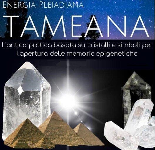 Tameana Energia Pleiadiana